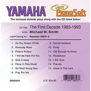 Michael W. Smith - The First Decade: 1983-1993