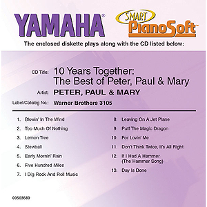 10 Years Together: The Best of Peter, Paul & Mary