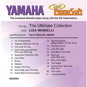 Liza Minnelli - The Ultimate Collection