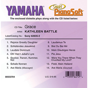 Kathleen Battle - Grace