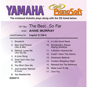 Anne Murray - The Best ... So Far
