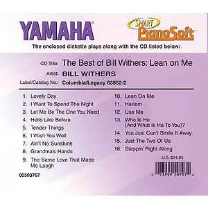 The Best of Bill Withers - Lean on Me