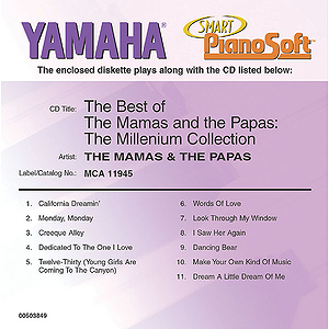 The Best of The Mamas & The Papas - The Millennium Collection