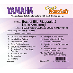 The Best of Ella Fitzgerald & Louis Armstrong