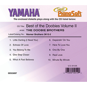 The Doobie Brothers - Best of the Doobies, Vol. II