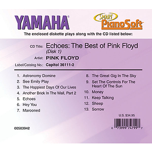 Pink Floyd - Echoes: The Best of Pink Floyd (2-Disc Set)