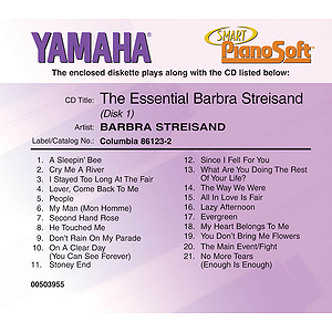 The Essential Barbra Streisand (2-Disc Set)