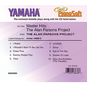 The Alan Parsons Project - Master Hits