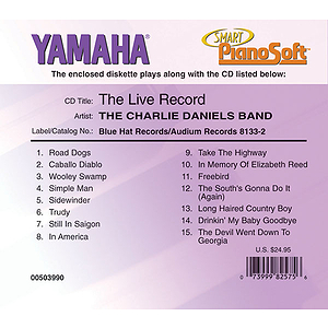 The Charlie Daniels Band - The Live Record