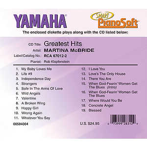 Martina McBride -¦Greatest Hits