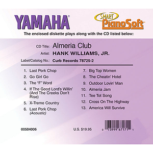 Hank Williams, Jr. - Almeria Club