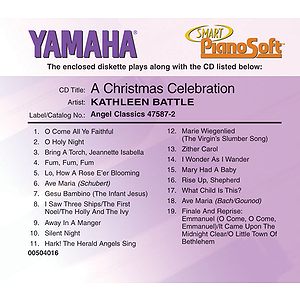 Kathleen Battle - A Christmas Celebration