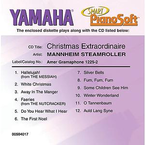 Mannheim Steamroller - Christmas Extroadinaire