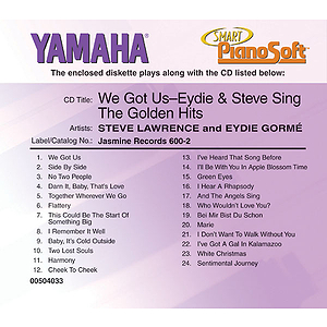 We Got Us - Eydie & Steve Sing the Golden Hits