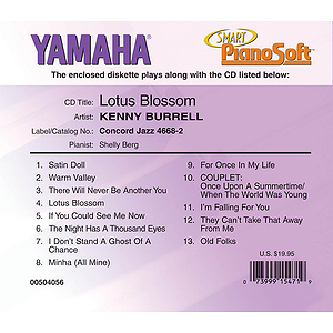 Kenny Burrell - Lotus Blossom