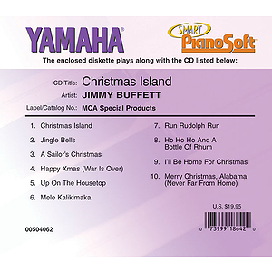Jimmy Buffett - Christmas Island