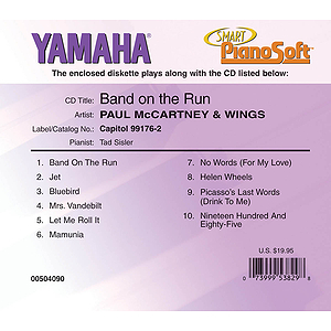 Paul McCartney & Wings -¦Band on the Run
