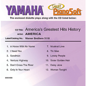 America's Greatest Hits History