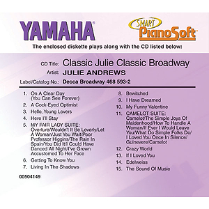 Julie Andrews - Classic Julie, Classic Broadway