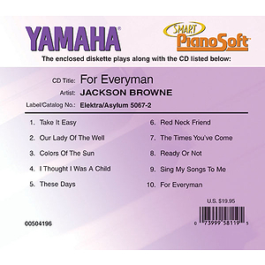 Jackson Browne - For Everyman