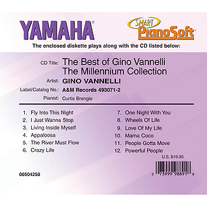 The Best of Gino Vannelli - The Millennium Collection