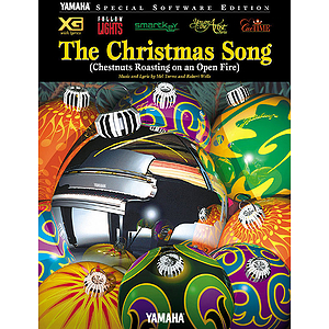 The Christmas Song (Chestnuts Roasting on an Open Fire) - Yamaha Special Software Edition