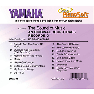 The Sound of Music - An Original Soundtrack Recording