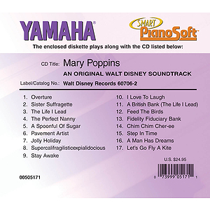 Mary Poppins (Original Disney Soundtrack)