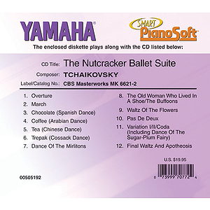 Tchaikovsky - The Nutcracker Ballet Suite