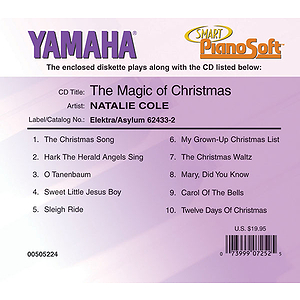 Natalie Cole - The Magic of Christmas