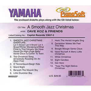 Dave Koz & Friends - A Smooth Jazz Christmas