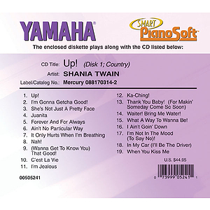 Shania Twain - Up! (2-Disk Set)