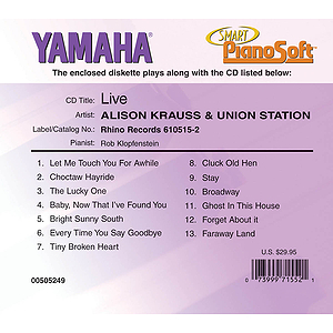 Alison Krauss + Union Station - Live (2-Disk Set)