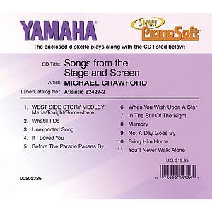 Michael Crawford - Songs from the Stage and Screen