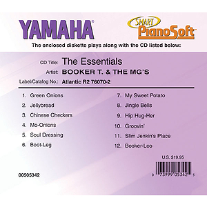 Booker T & The MG's - The Essentials