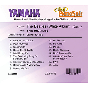 The Beatles (White Album) (2-Disk Set)