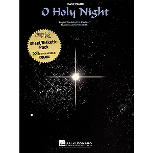 O Holy Night (Easy Piano)