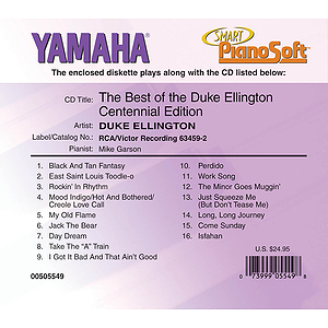 The Best of the Duke Ellington Centennial Edition