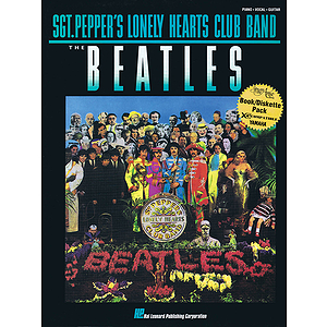 The Beatles - Sergeant Pepper's Lonely Hearts Club Band