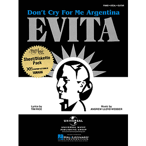 Don&#039;t Cry for Me, Argentina