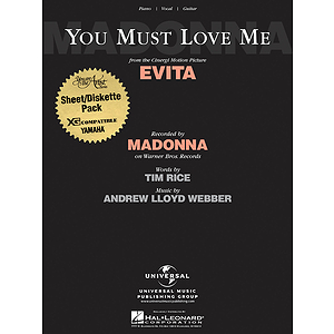 You Must Love Me (from Evita)