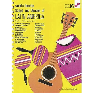 Songs and Dances of Latin America