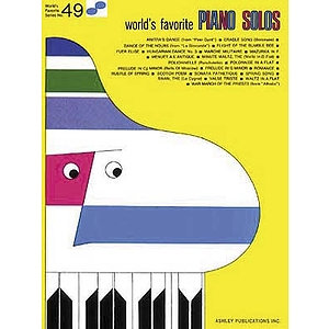 World's Favorite Piano Solos 49