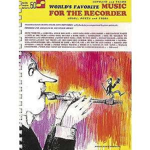 Music for the Recorder - Solos, Duets and Trios