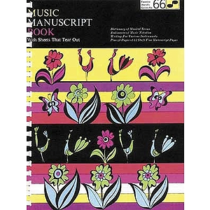 Music Manuscript Paper