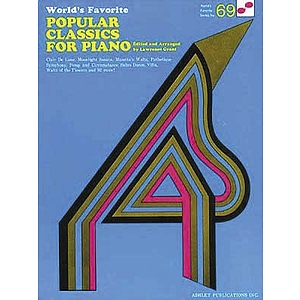 Popular Classics for Piano