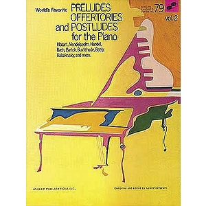 Preludes, Offertories and Postludes for the Piano - Volume 2