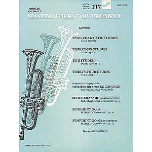 Masterworks for Trumpet Book 1