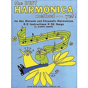 The Best Harmonica Method - Yet!