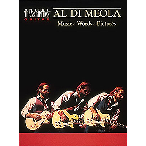 Al Di Meola - Music, Words, Pictures